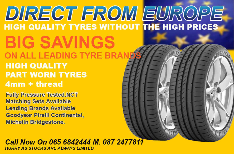 cheap tyres mayo